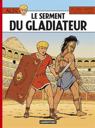 Alix 36 - Le serment du gladiateur