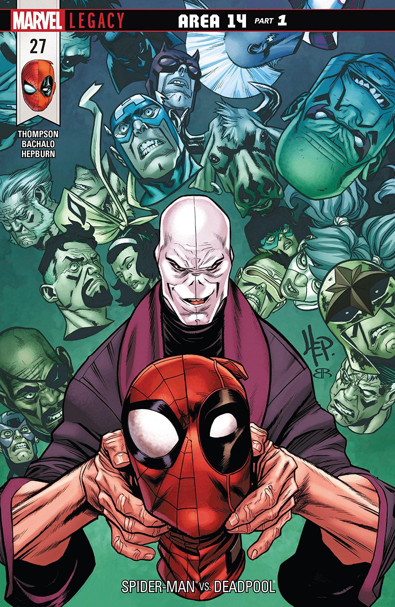 Spider-Man / Deadpool 27 - Arms Race Part 4