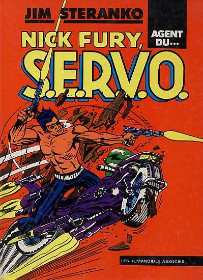 Nick Fury, agent du S.E.R.V.O. 1
