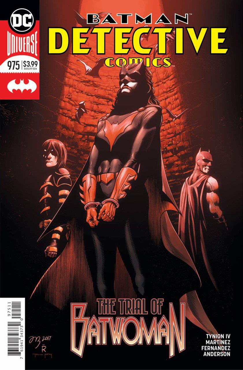 Batman - Detective Comics 975 - The Trial of Batwoman