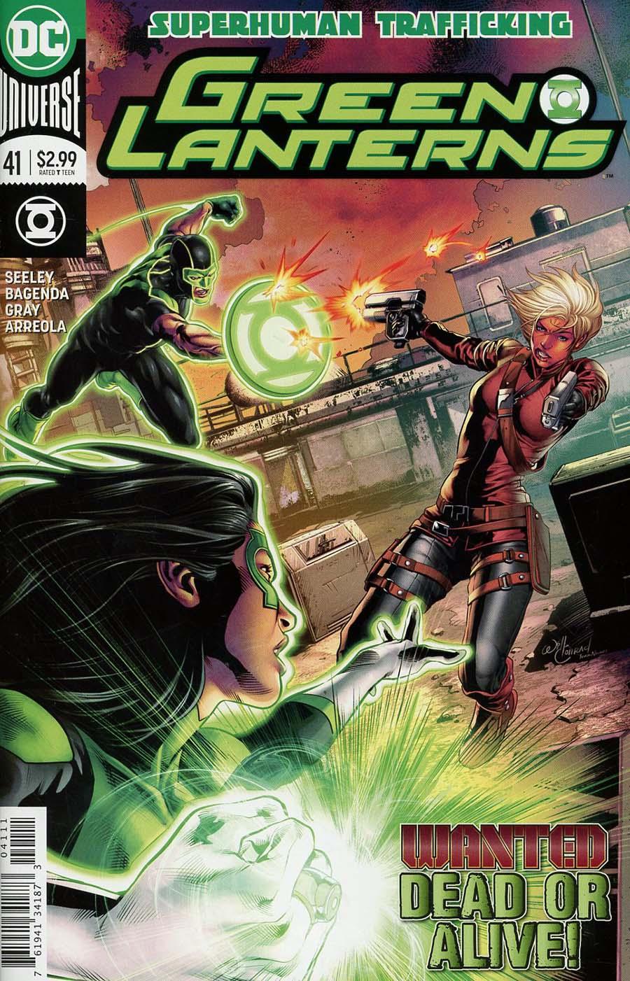 Green Lanterns 41 - Superhuman Trafficking 2