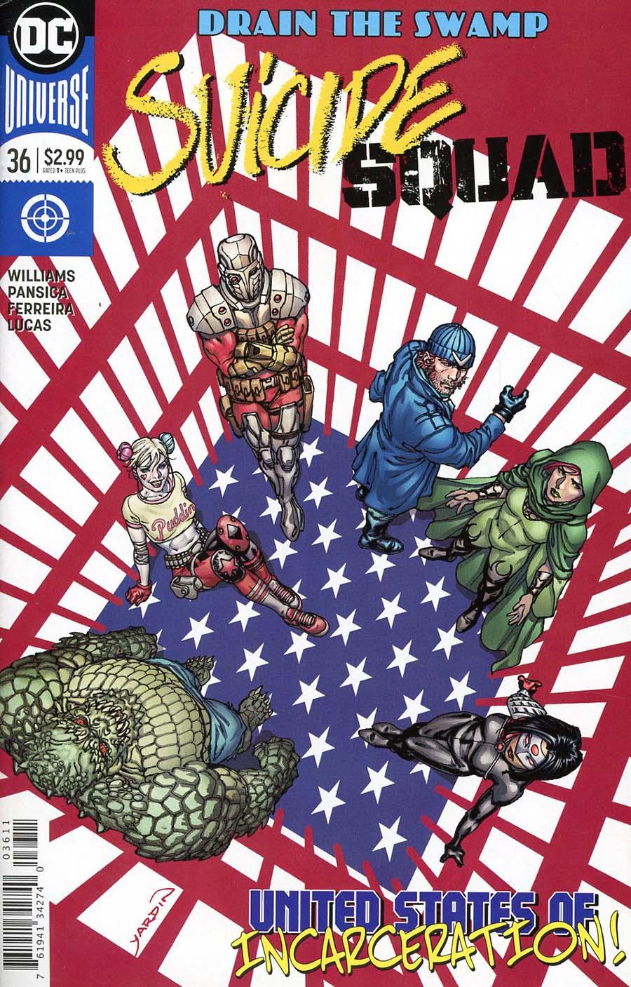 Suicide Squad 36 - Drain the Swamp 2