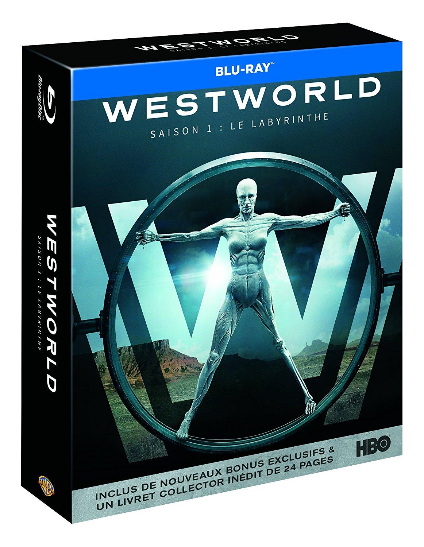 Westworld 1 - Westworld - Saison 1 : Le Labyrinthe