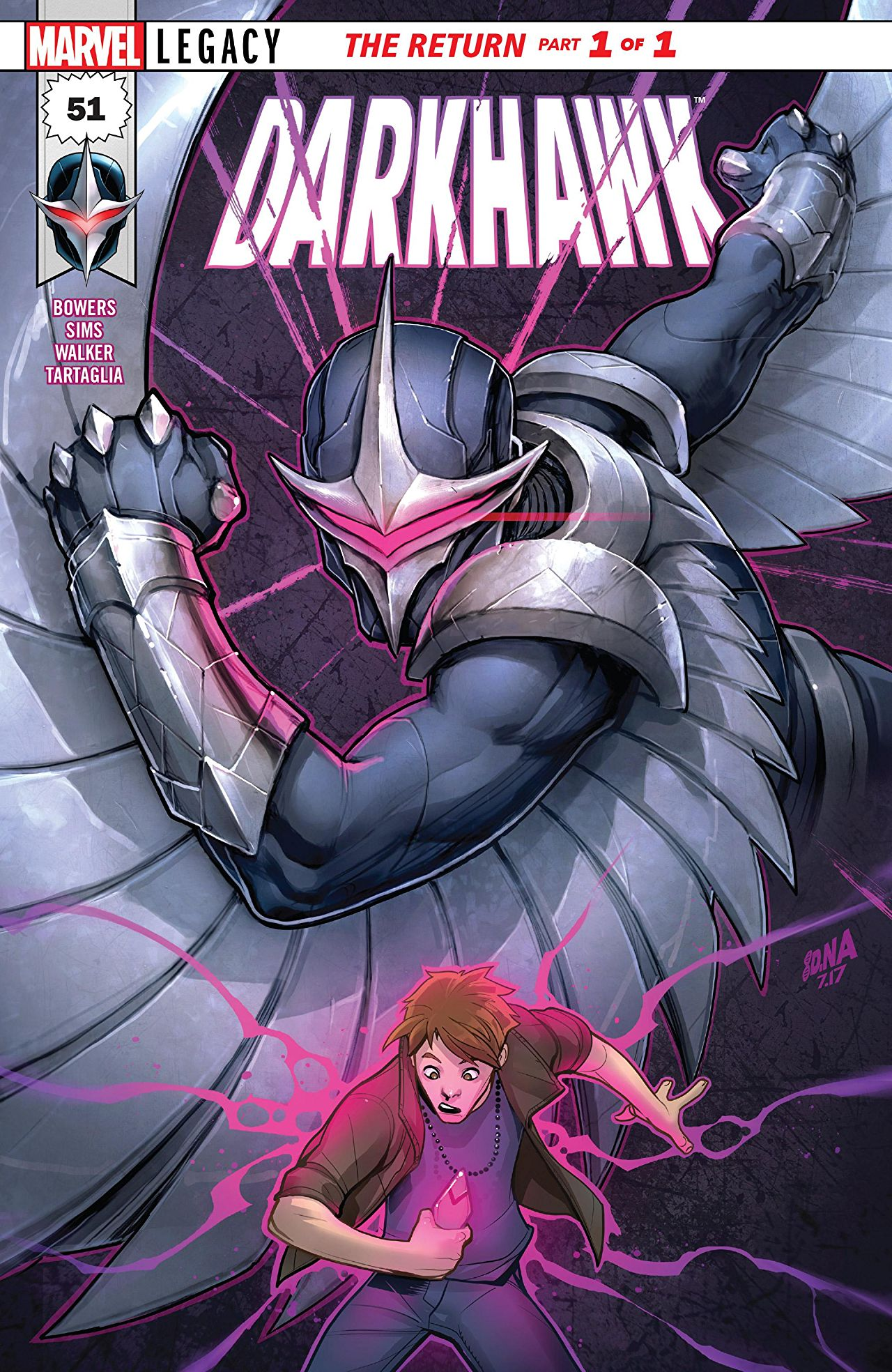 Darkhawk 51