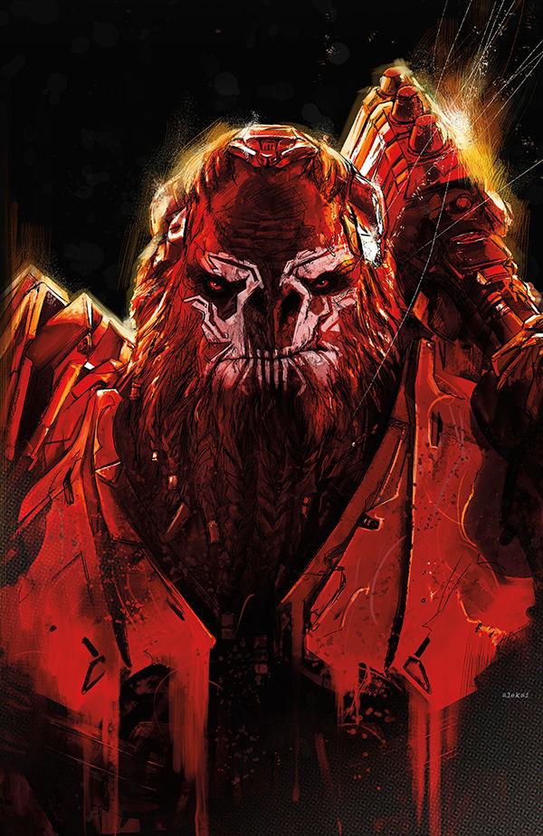 Halo - Rise of Atriox 1