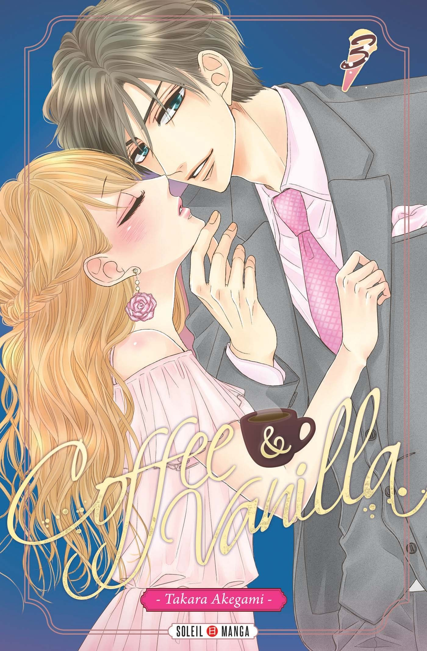 Coffee & Vanilla 3