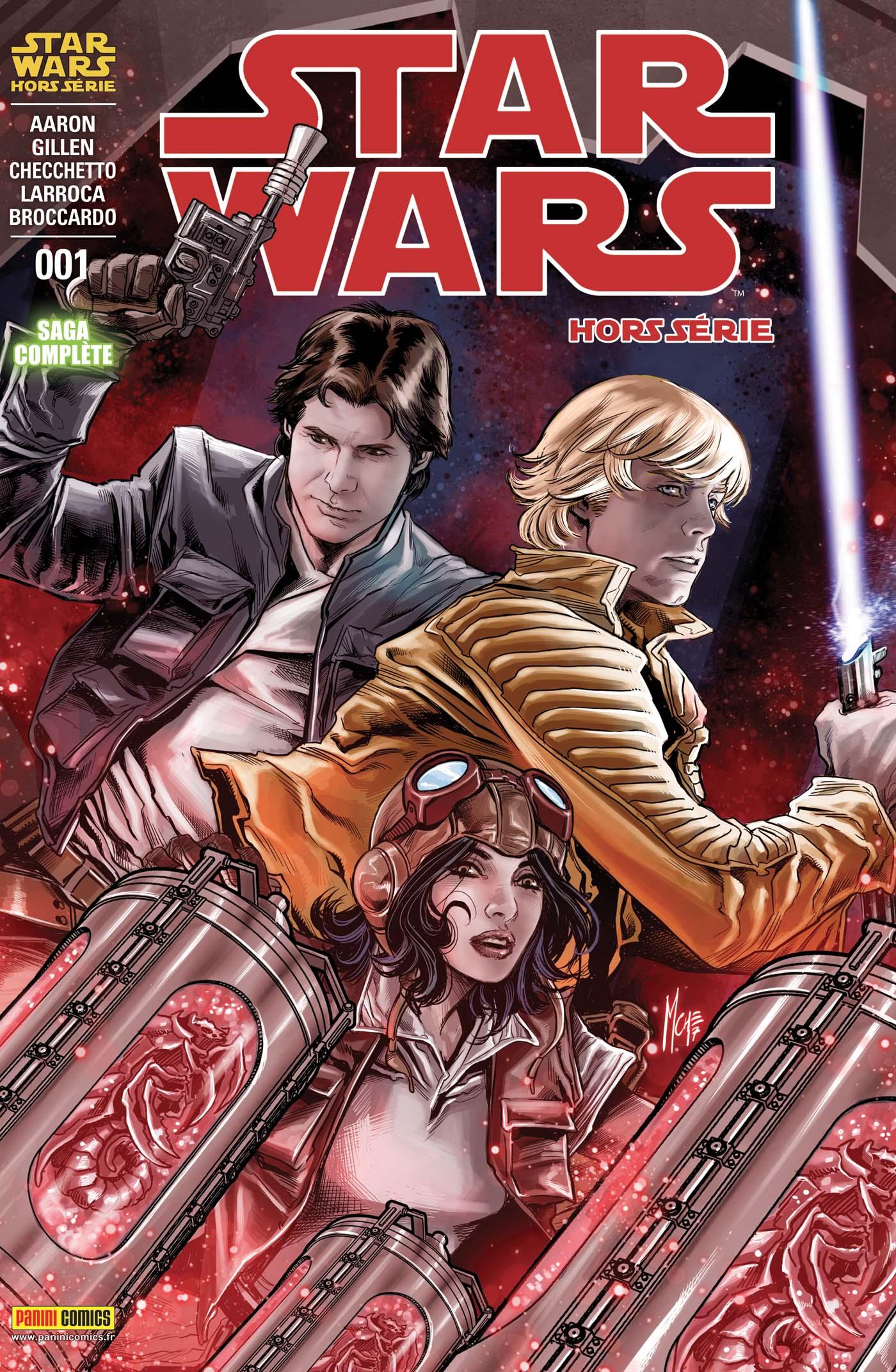 Star Wars Hors Série 1 - Couverture régulière 1/2