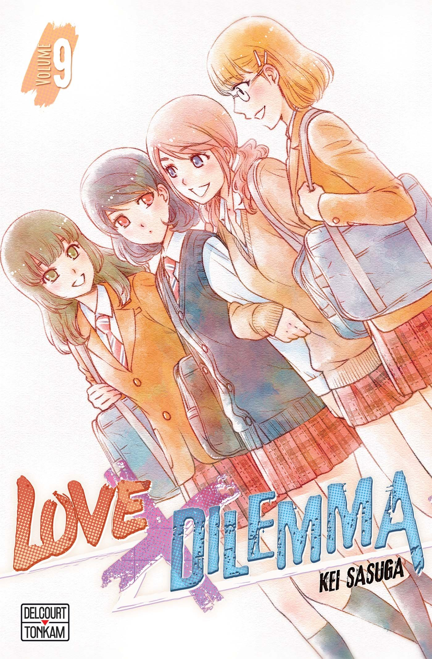 Love x Dilemma 9
