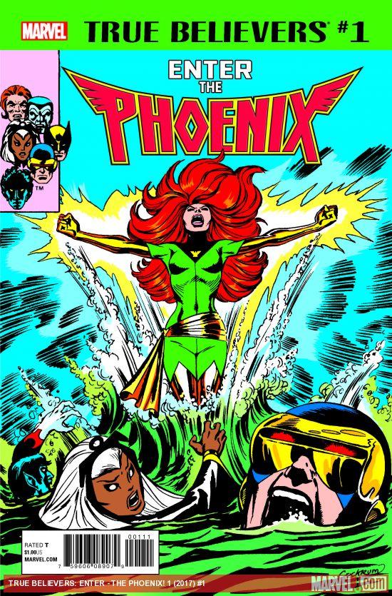 True Believers - Enter - The Phoenix! 1
