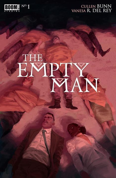 The empty man 1