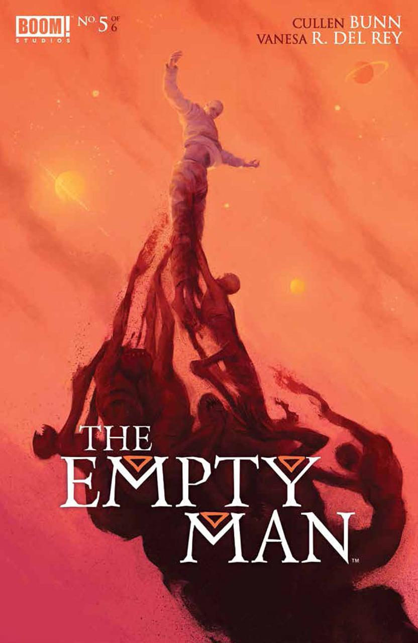 The empty man 5