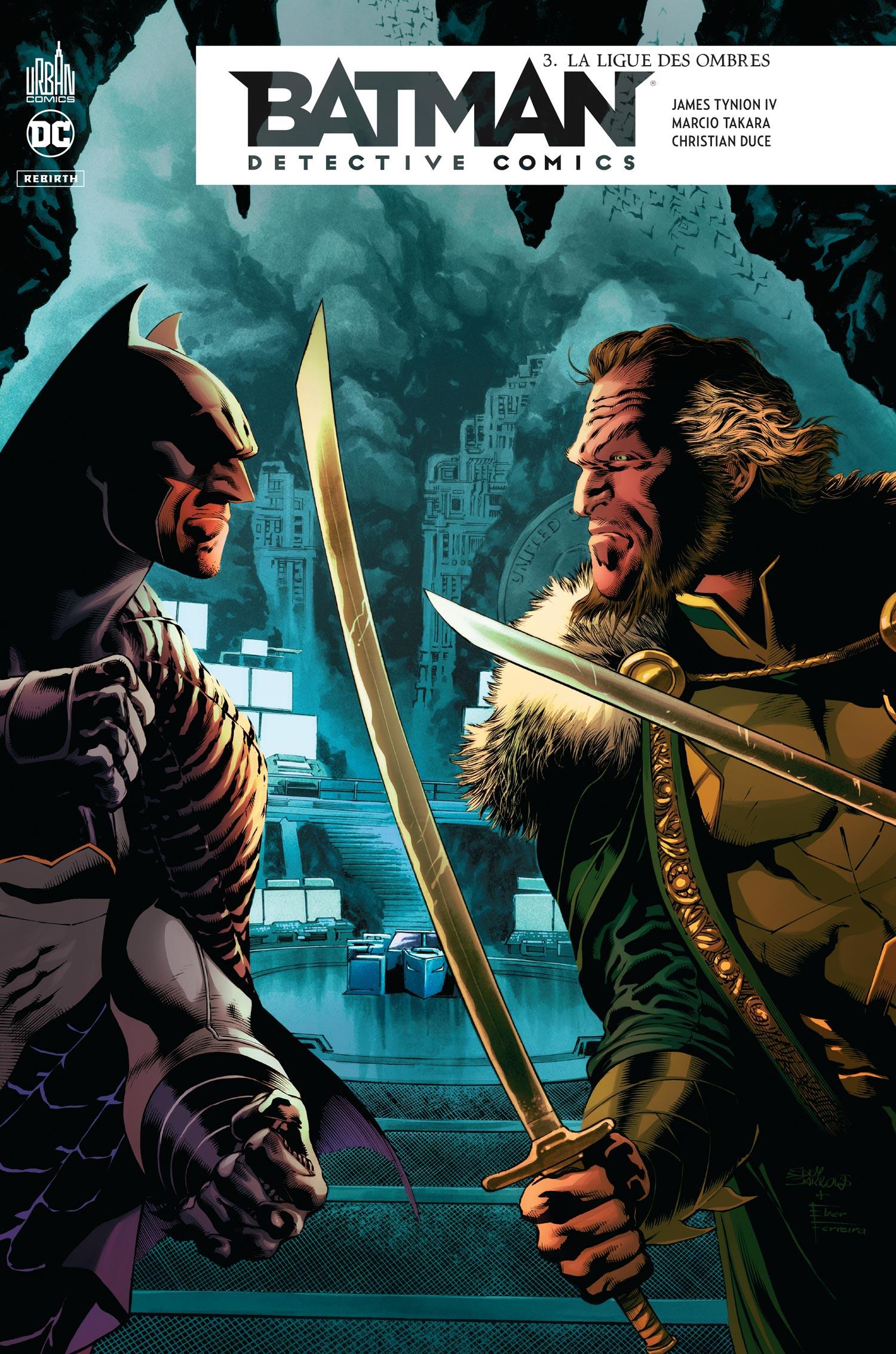 Batman - Detective Comics 3 - La Ligue des Ombres