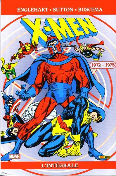 X-Men 1972 - 1972-1975