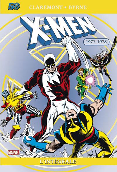 X-Men 1977 - 1977 - 1978 (Réédition 50ans)