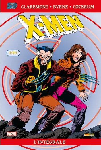 X-Men 1981 - 1981