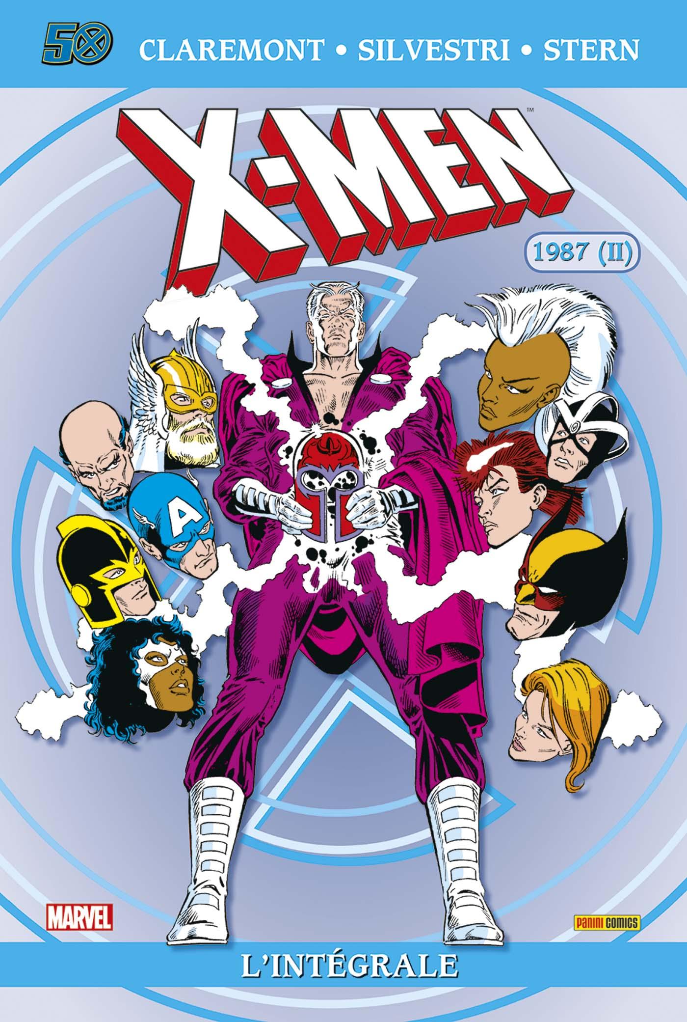 X-Men 1987.2 - 1987 (II) - Réédition Coffret 50 Ans