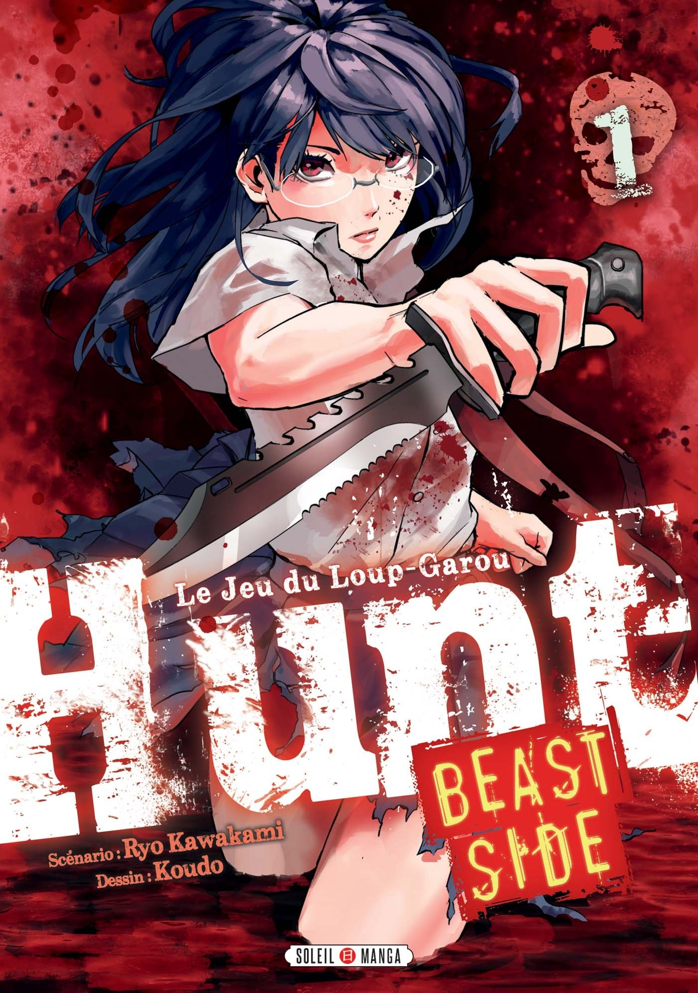 Hunt - Beast Side 1