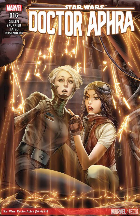 Star Wars - Docteur Aphra 16
