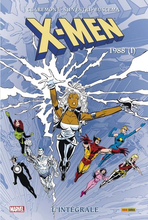X-Men 1988.1 - 1988 (I) - Réédition coffret 50 ans