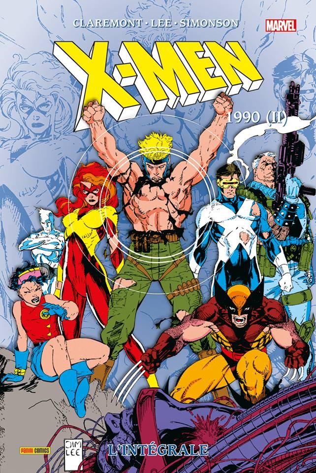 X-Men 1990.2 - 1990 (II)