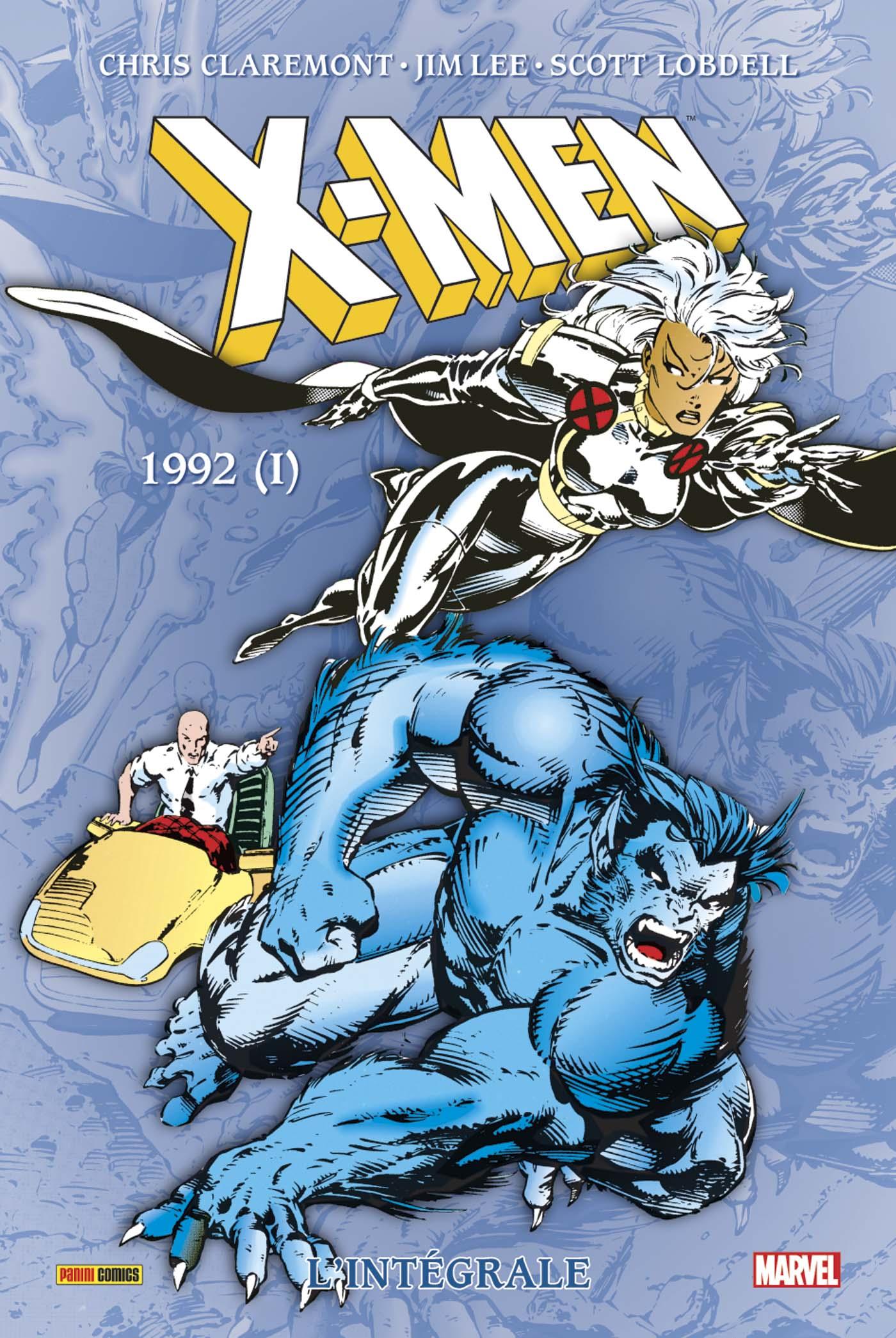 X-Men 1992.1 - 1992 (I)