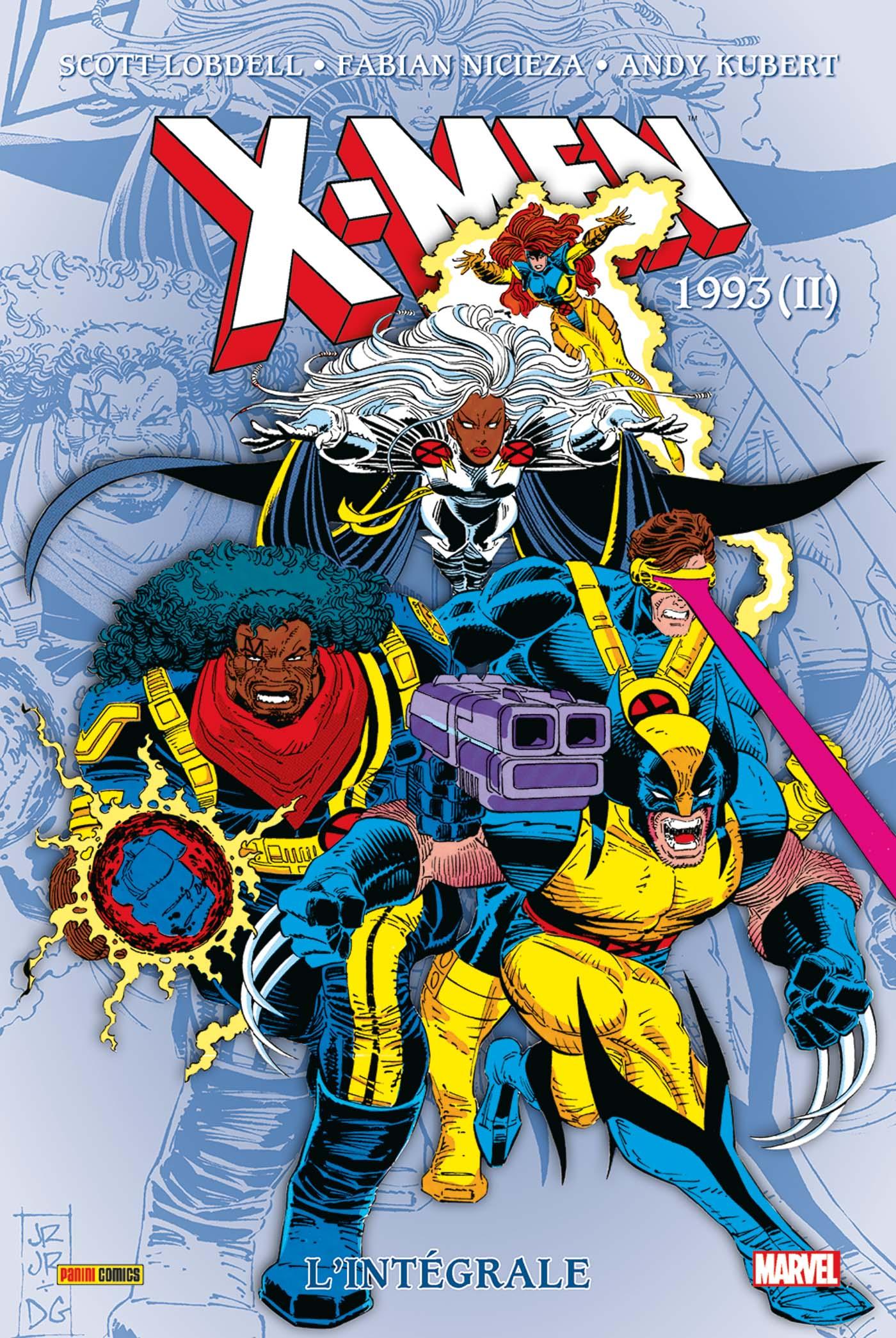X-Men 1993.2 - 1993 (II)