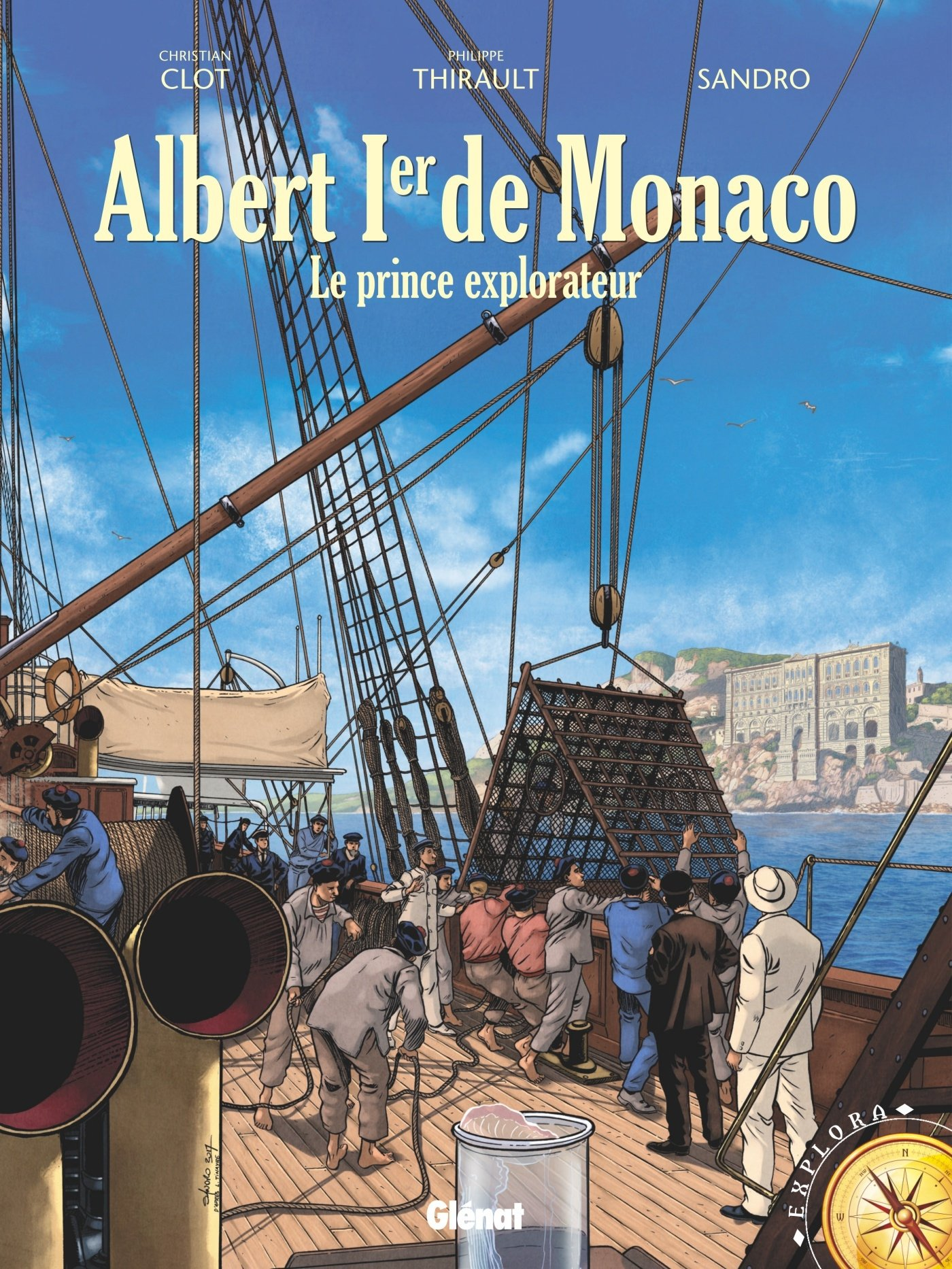 Albert 1er  - Le prince explorateur