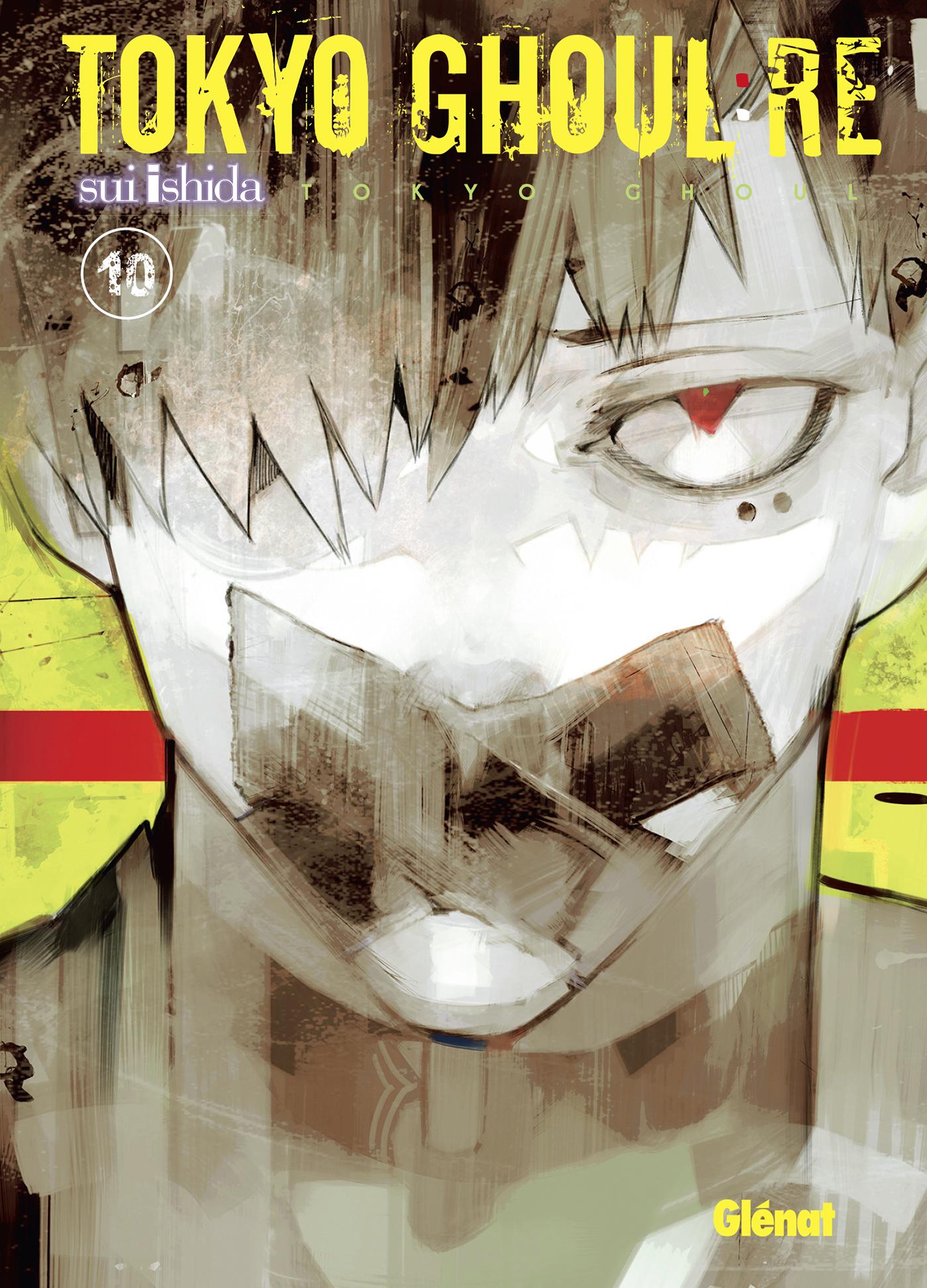 Tokyo Ghoul : Re 10