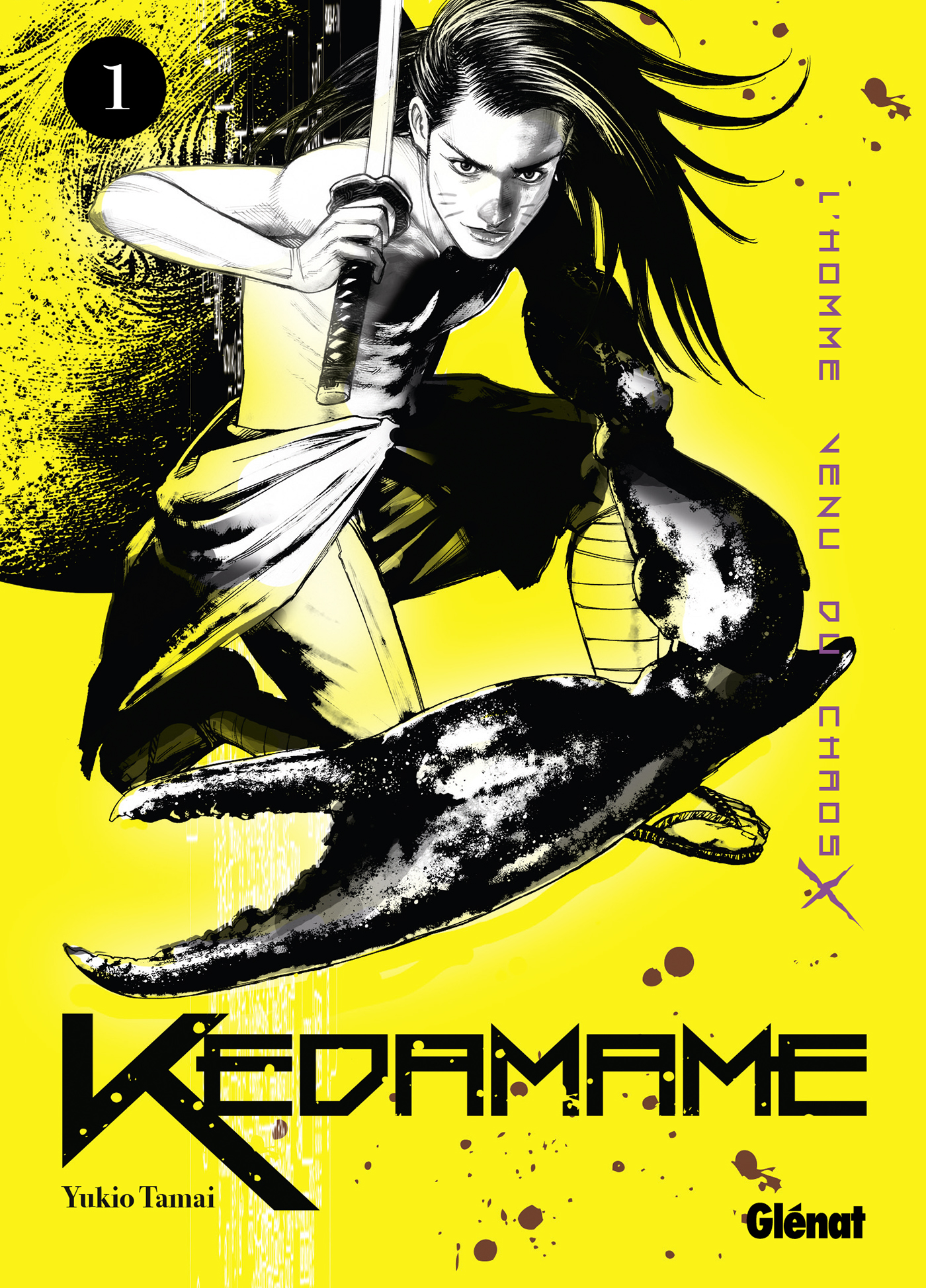 Kedamame, l'homme venu du chaos 1