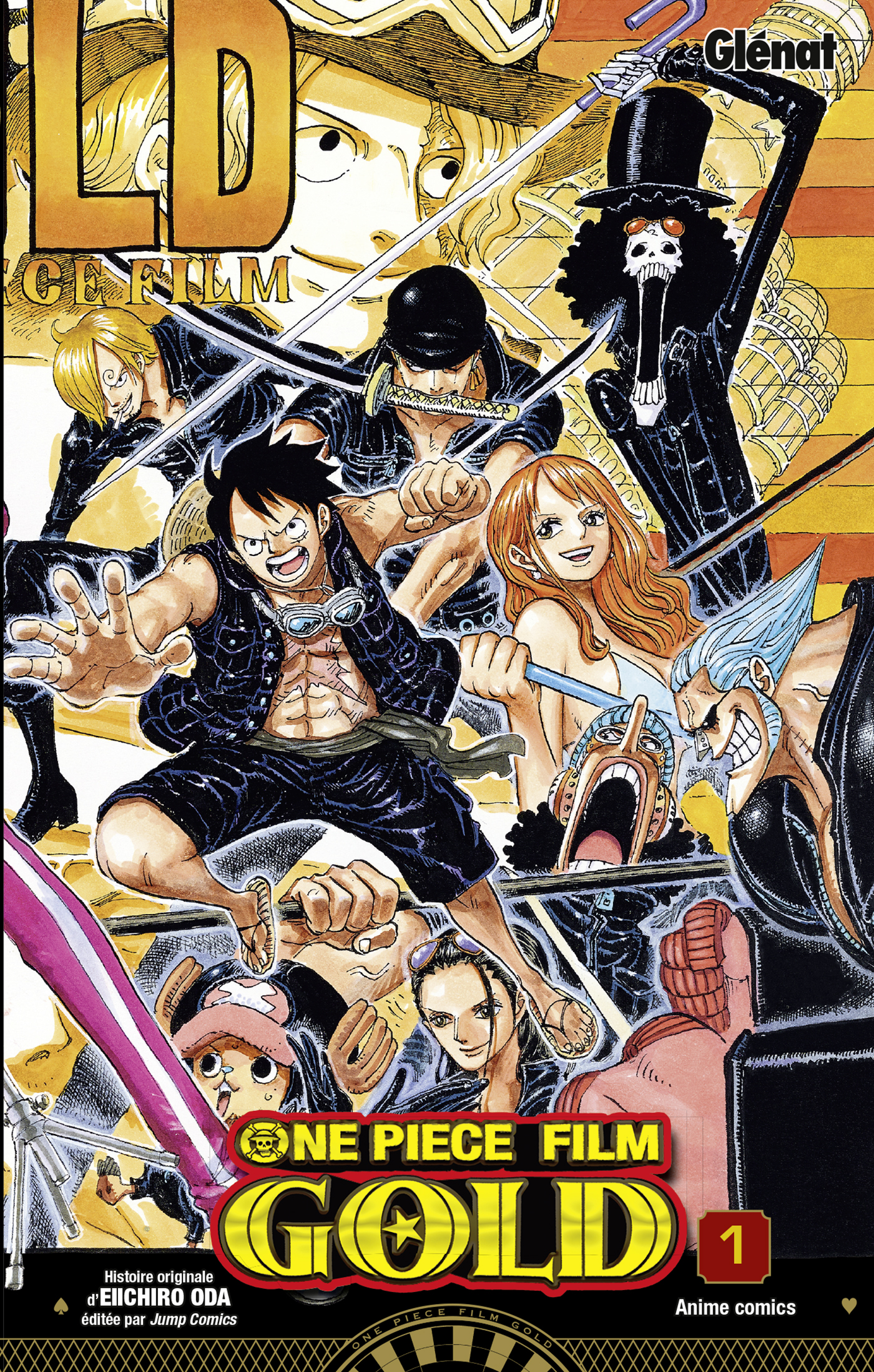One Piece - Gold 1