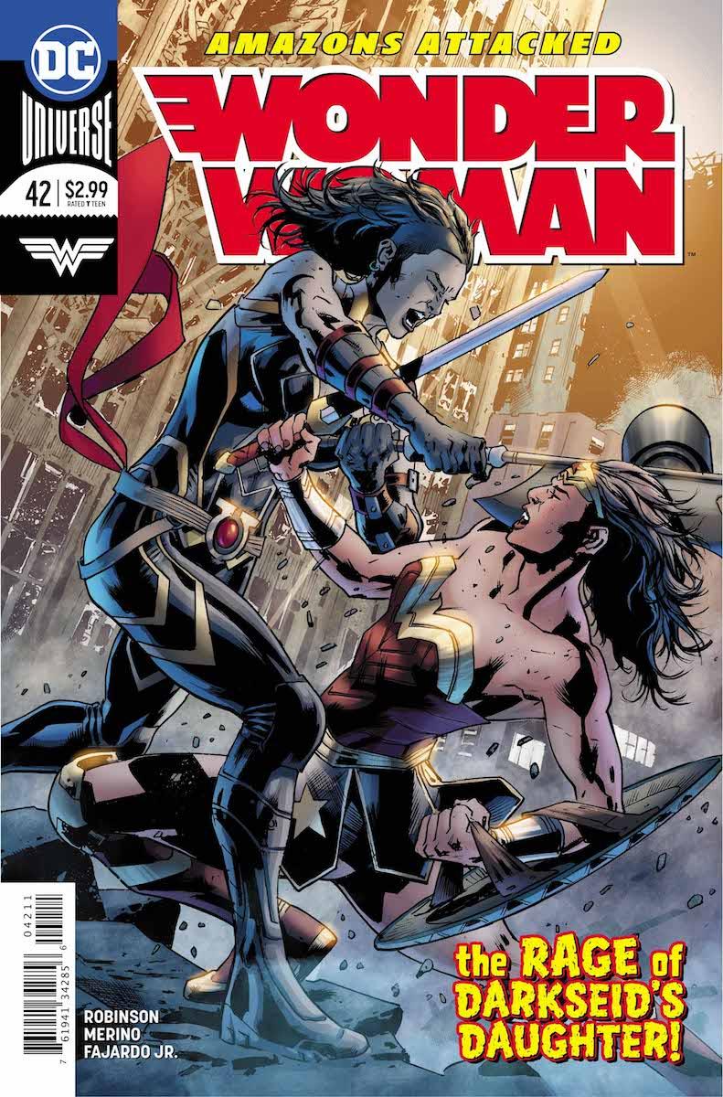 Wonder Woman 42 - 42 - The Rage of Darkseid's Daughter!