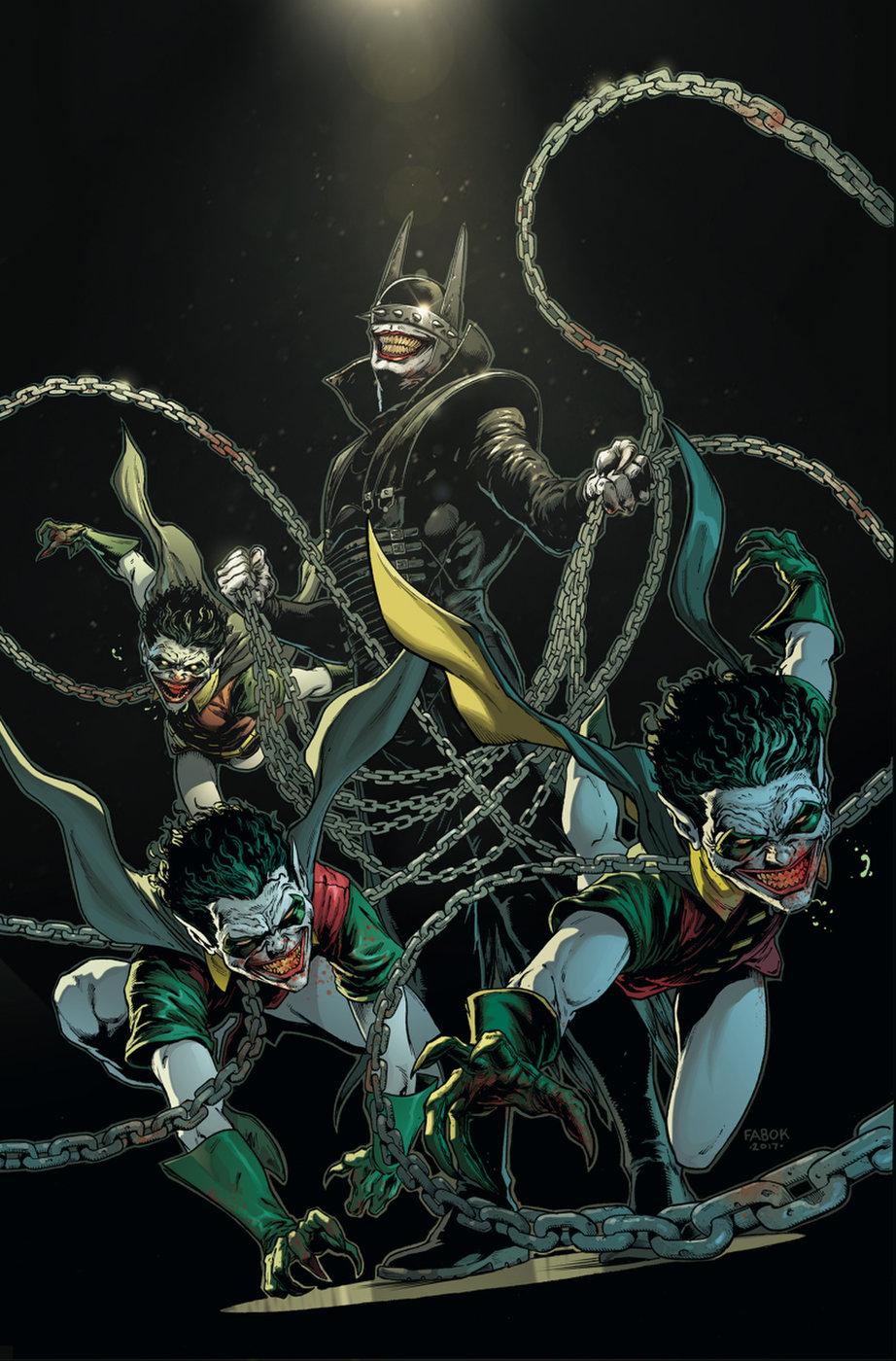 Dark Nights - Metal - The Nightmare Batmen 1