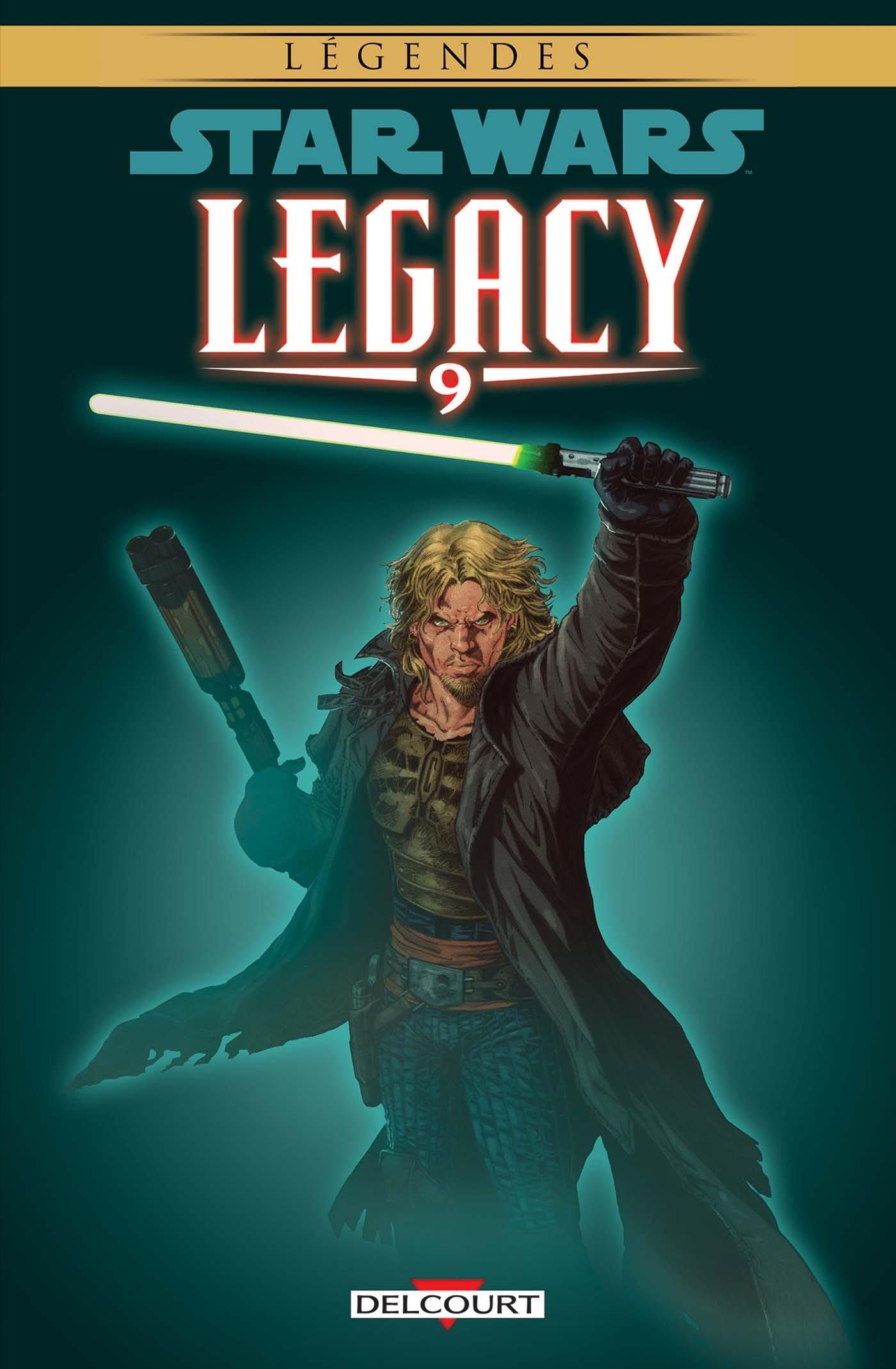 Star Wars - Legacy 9 - Le destin de Cade - Réédition Légendes