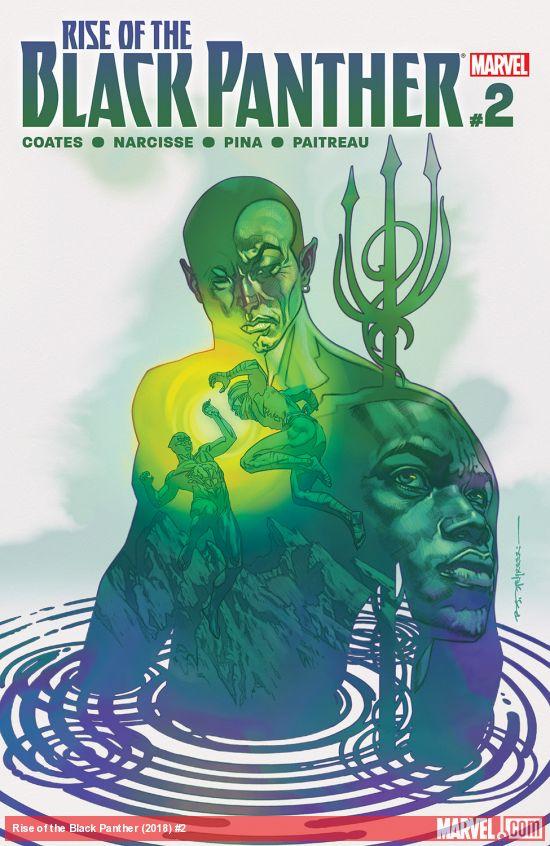Black Panther - Le Sacre de La Panthère Noire 2
