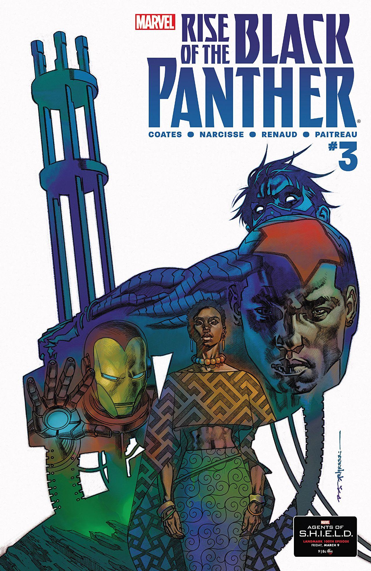 Black Panther - Le Sacre de La Panthère Noire 3