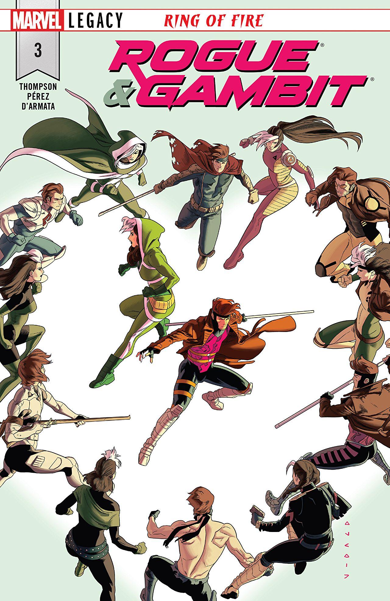 X-Men - Malicia & Gambit 3