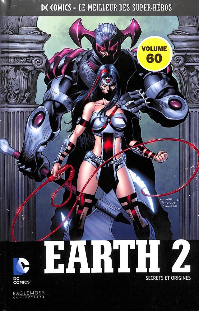 DC Comics - Le Meilleur des Super-Héros 60 - Earth 2 - Secrets et origines