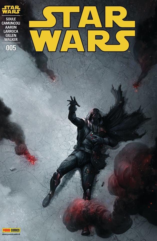 Star Wars 5 - Les treize caisses (Couverture Régulière 1/2)