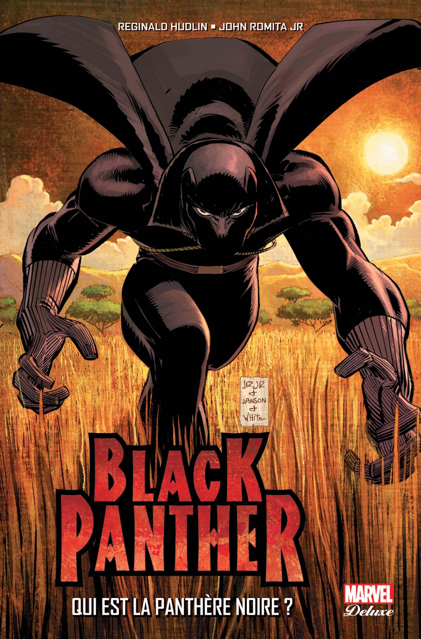 Black Panther 1 - Qui Est La Panthère Noire ?