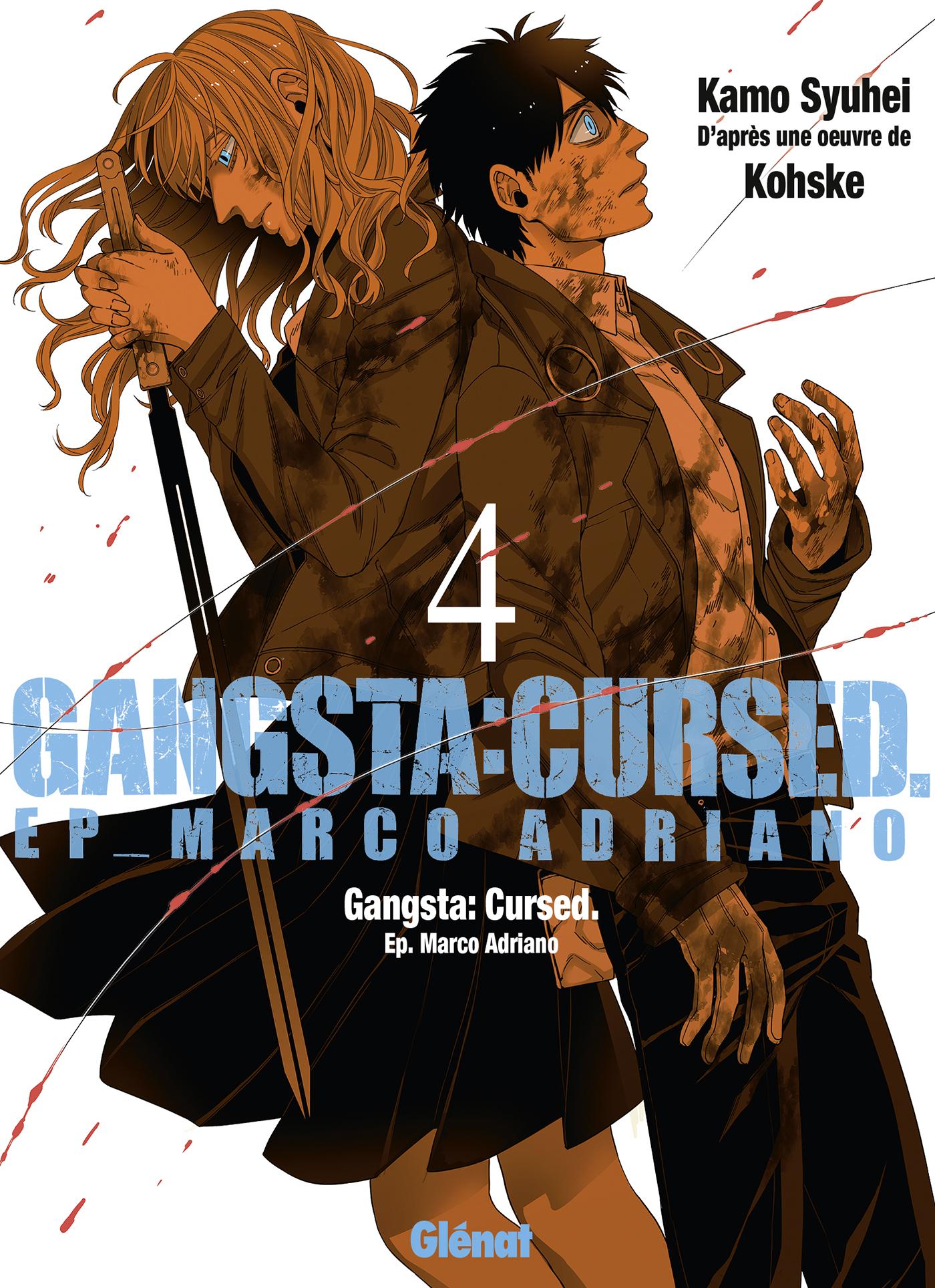 Gangsta: Cursed 4