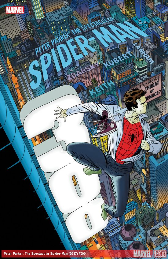 Peter Parker - The Spectacular Spider-Man 300