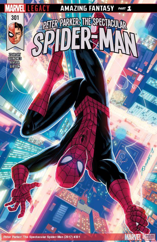 Peter Parker - The Spectacular Spider-Man 301