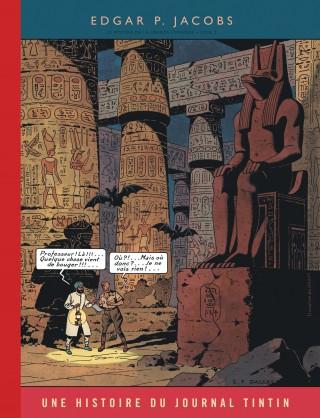 Blake et Mortimer 5 - Le mystère de la Grande Pyramide (2/2)