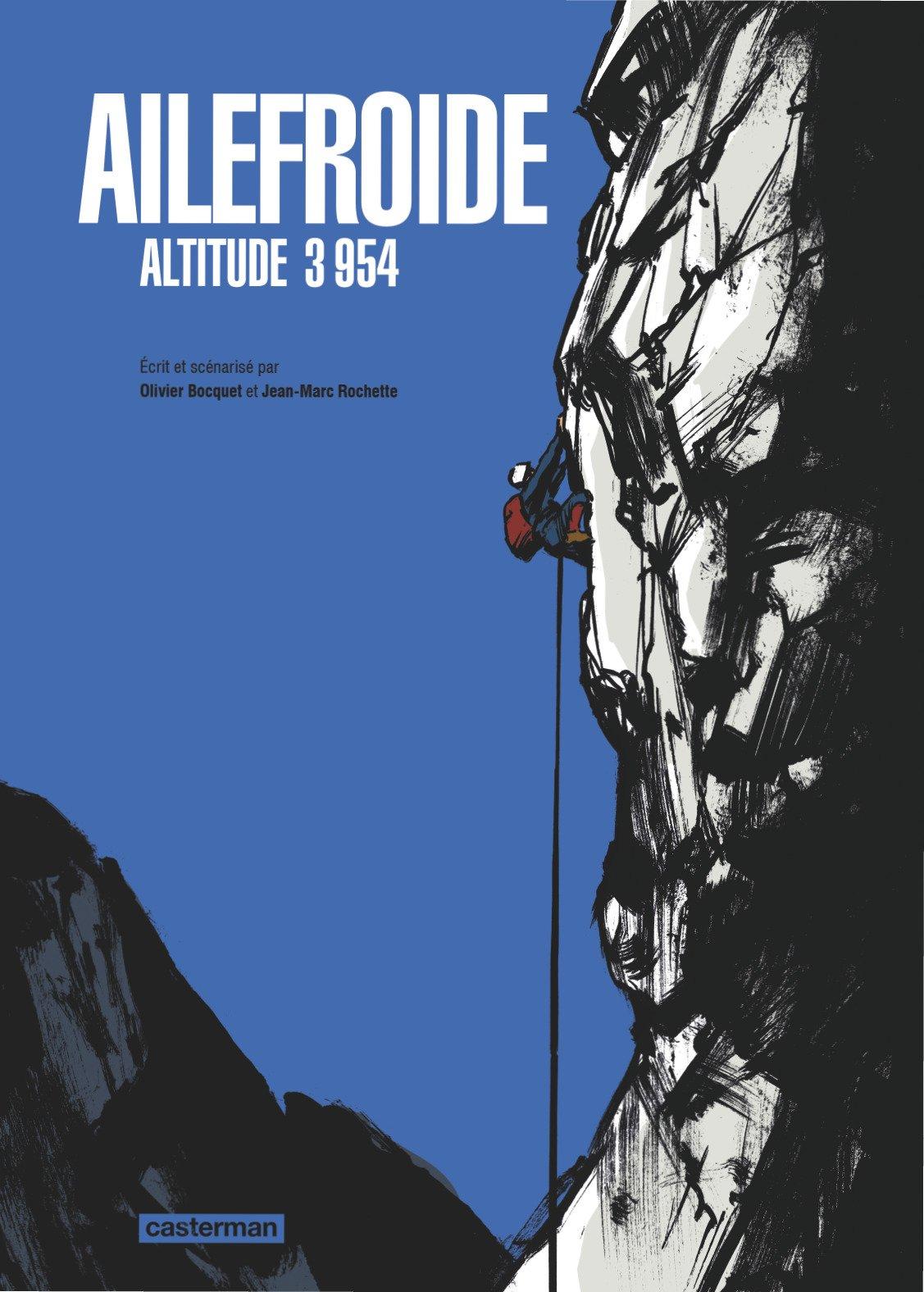 Ailefroide 1 - Altitude 3954