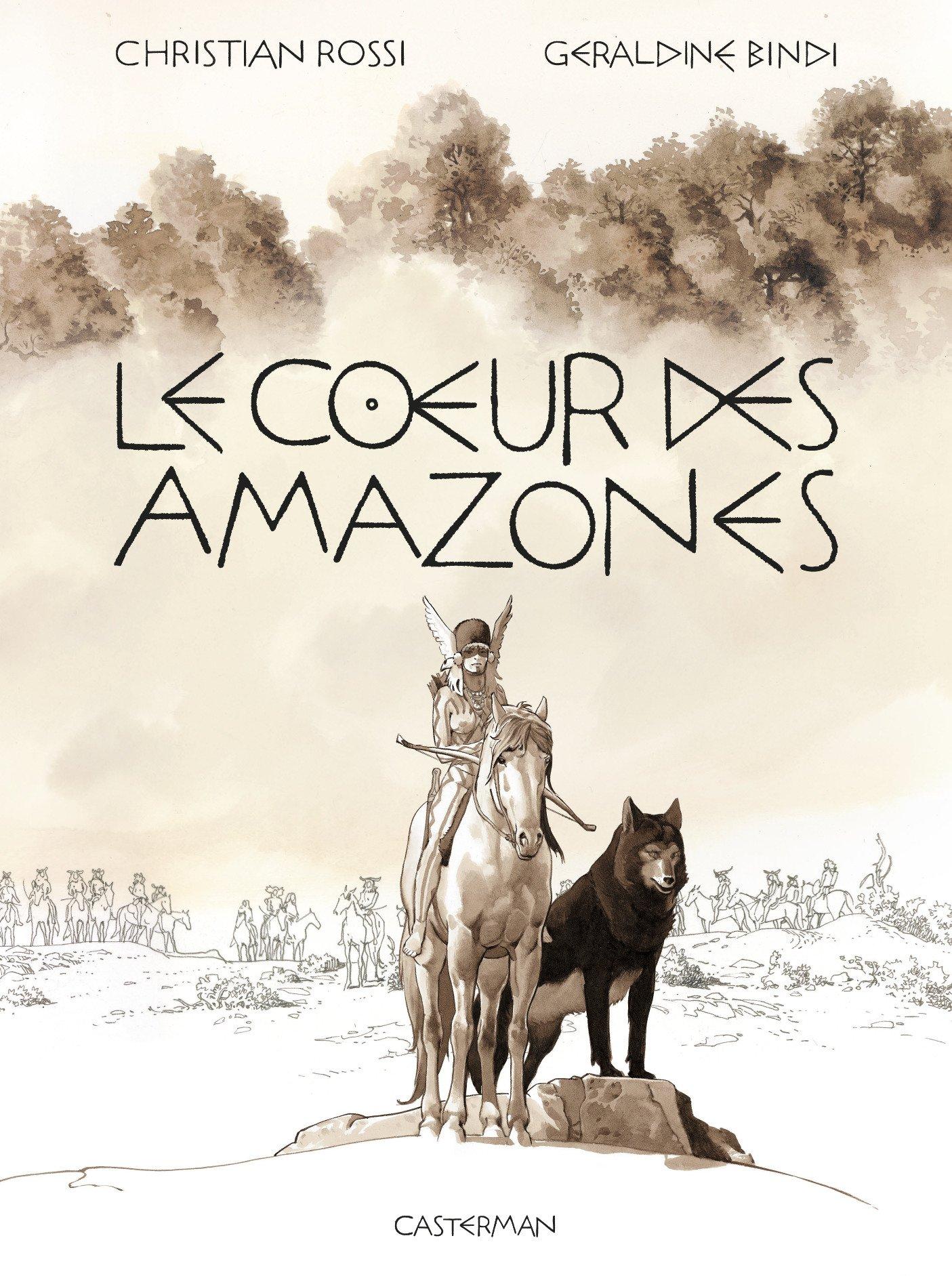 Le coeur des Amazones 1
