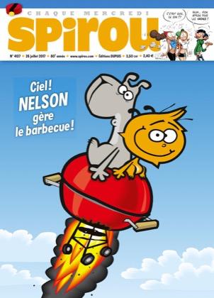 Le journal de Spirou 4137 - 4137