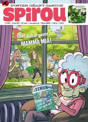 Le journal de Spirou 4140 - 4140
