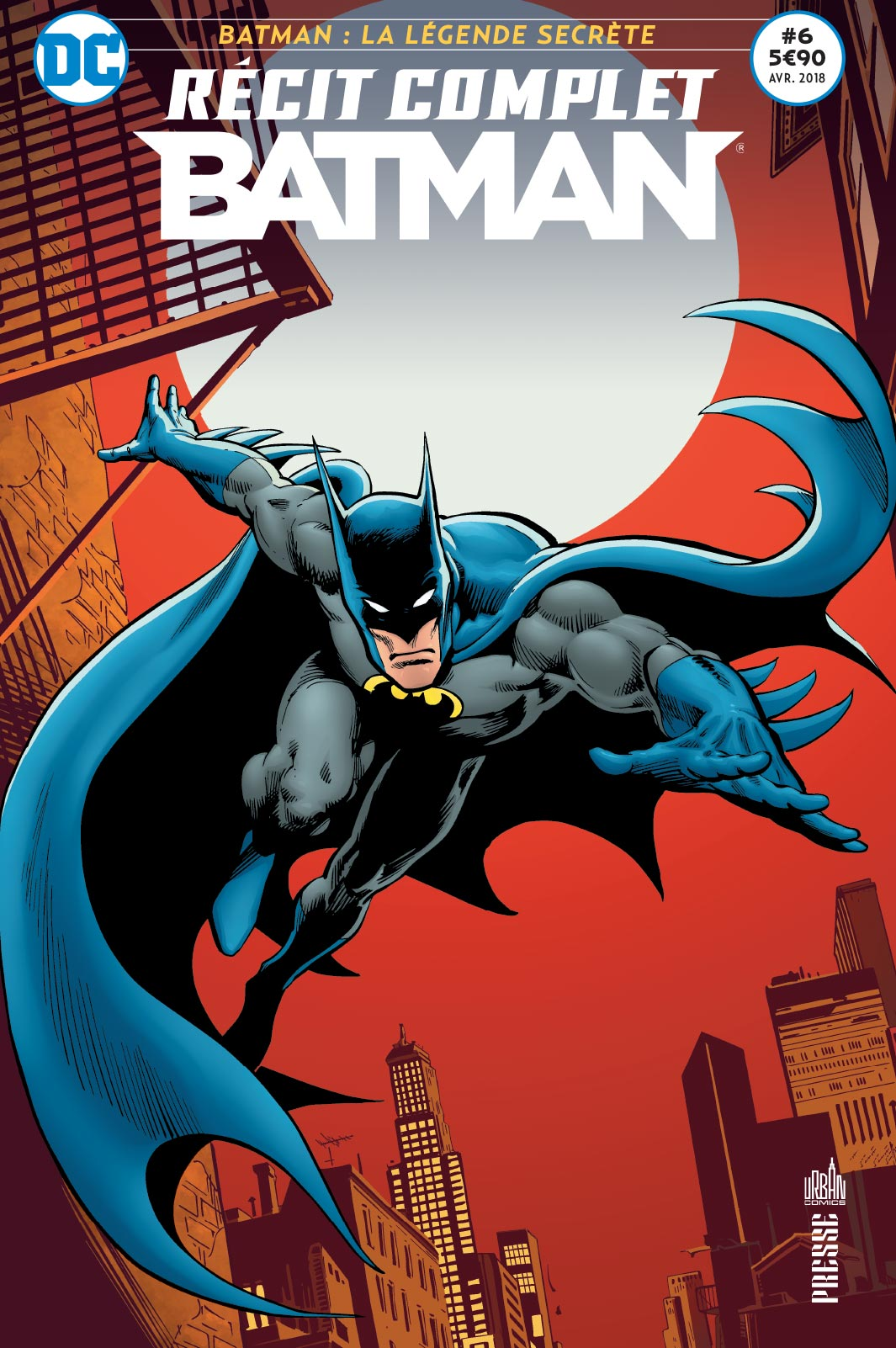 Récit Complet Batman 6 - Hommage à Len Wein