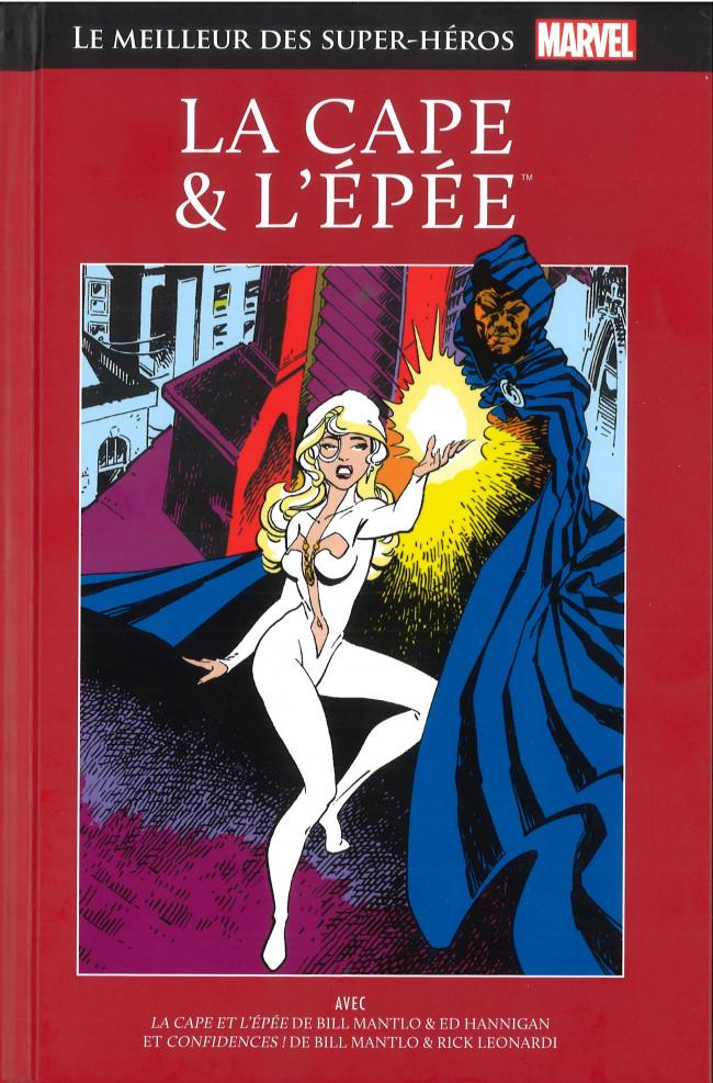 Le Meilleur des Super-Héros Marvel 52 - La Cape et l'Epée
