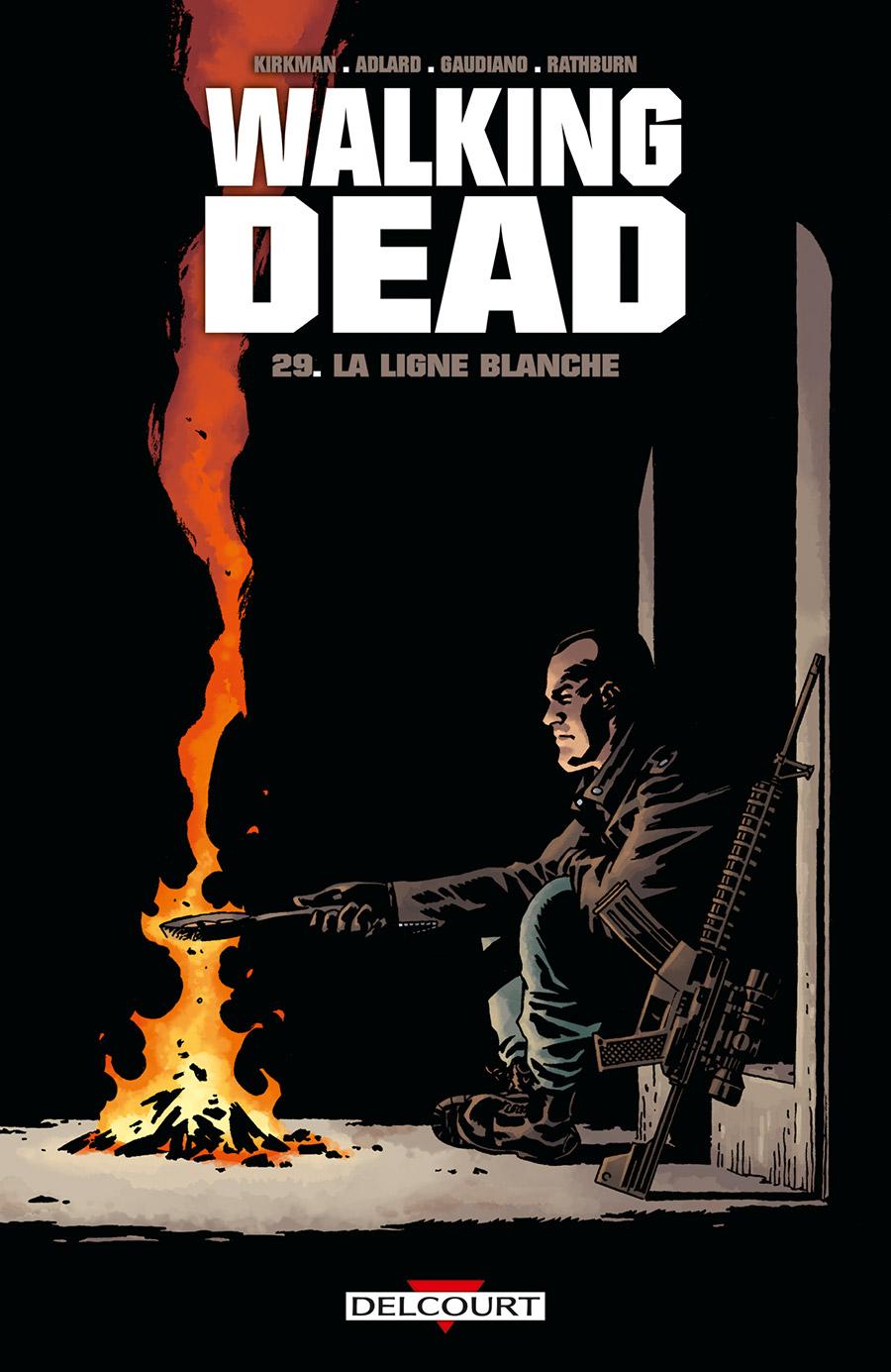 Walking Dead 29 - La ligne blanche